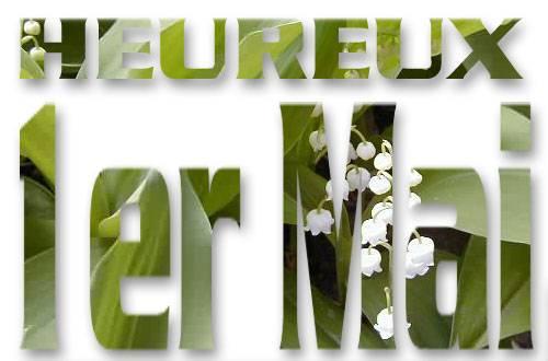 logo gratuit muguet