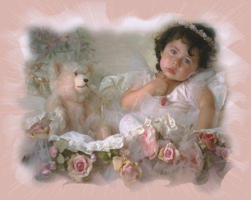 Les anges sont des enfants