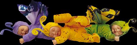 bannieres  séparatrice bébés